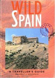Wild Spain - a traveller's guide