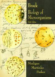Biology of Microorganisms (Brock)
