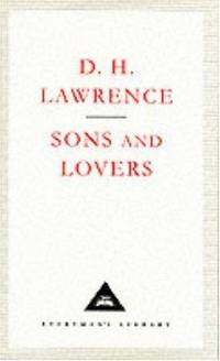 image of Sons And Lovers (Everyman's Library)