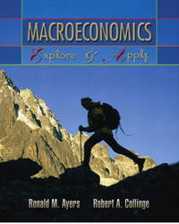 MACROECONOMICS: EXPLORE AND APPLY