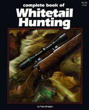 Complete Book Of Whitetail Hunting