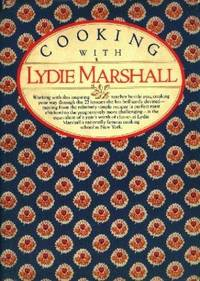 Cooking With Lydie Marshall