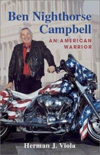 image of Ben Nighthorse Campbell-an American Warrior
