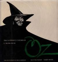 The Wonderful Wizard Of OZ by L. Frank Baum - 10x10 - 1986 - from SW505BOOKS  (SKU: 49)