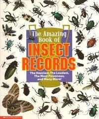 The Amazing Book of Insect Records