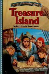 Treasure Island (Treasury of Illustrated Classics) by Stevenson, Robert Louis
