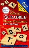 image of The Official Scrabble Players Dictionary (Fifth Edition)