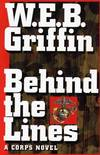 image of Behind the Lines (G K Hall Large Print Book Series)