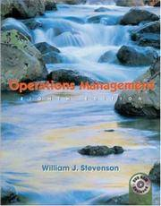 Operations Management with Student DVD and Power Web