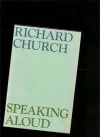Speaking Aloud