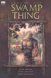 Swamp Thing TP Vol 01 Saga Of The Swamp Thing