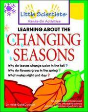 Learning About the Changing Seasons: Little Scientists Hands-On Activities