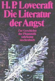 H.P. Lovecraft: Die Literatur Der Angst