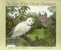 The GREAT WHITE OWL of SISSINGHURST