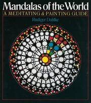 image of Mandalas of the World: A Meditating & Painting Guide