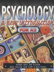 Psychology: A New Introduction for A2 Level