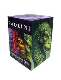 Inheritance Cycle 4-Book Trade Paperback Boxed Set