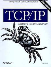 TCP/IP Network Administration