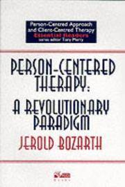 Person Centred Therapy