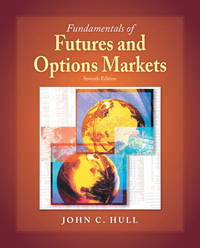 image of Fundamentals of Futures and Options Markets (7th Edition)