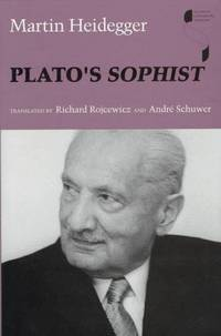 image of Plato's Sophist (PHILOSOPHY, PLATO STUDIES)