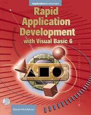 Rapid Application Development with Visual Basic 6
