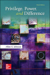 Privilege, Power, and Difference by Allan G. Johnson - Paperback - 3rd - 2017-02 - from textbookforyou (SKU: 332)