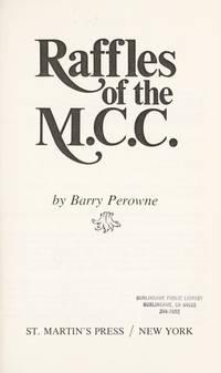 Raffles of the M.C.C.