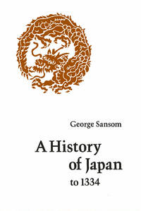 image of A History of Japan to 1334