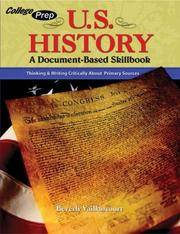 U.S. History: A Document-Based Skillbook