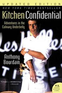 image of Kitchen Confidential : Adventures in the Culinary Underbelly