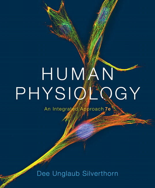 Human Physiology An Integrated Approach 7th Edition By Dee