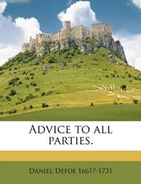 image of Advice to all parties