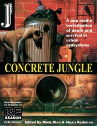 Concrete Jungle : A Pop Media Investigation of Death and Survival in Urban Ecosystems (Paperback,...