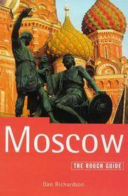 image of Moscow 2: The Rough Guide, 2nd edition (Rough Guides)
