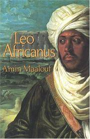 Leo Africanus by  Amin Maalouf - Paperback - First Edition - 1998-03-25 - from Blind Pig Books and Biblio.com