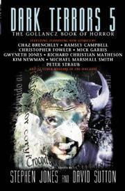 Dark Terrors 5 The Gollancz Book of Horror