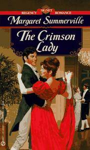 The Crimson Lady (Signet Regency Romance)