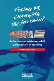 Fixing or Changing the Pattern? Reflections on Widening Adult Participation in Learning