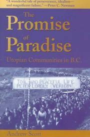 The Promise of Paradise  Utopian Communities in B.C.