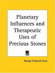 Planetary Influences and Therapeutic Uses Of Precious Stones