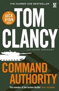 image of Command Authority (Jack Ryan 13)