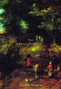 The Verificationist by  Donald Antrim - from Wonder Book (SKU: R06N-00129)