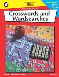 Crosswords and Wordsearches: Reproducible Activities, Grades 2-4 (TEACHER'S EDITION).