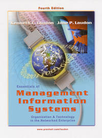 kenneth c laudon and jane p laudon Find management information systems by laudon, kenneth c laudon, jane p at biblio uncommonly good collectible and rare books from uncommonly good booksellers.