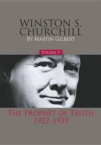 image of Winston S. Churchill: The Prophet of Truth, 1922-39