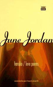 HarukoLove Poems