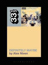 Oasis' Definitely Maybe by  Alex Niven - Paperback - 2014 - from Revaluation Books (SKU: __1623564239)