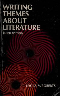 Writing themes about literature