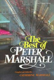 image of The Best of Peter Marshall